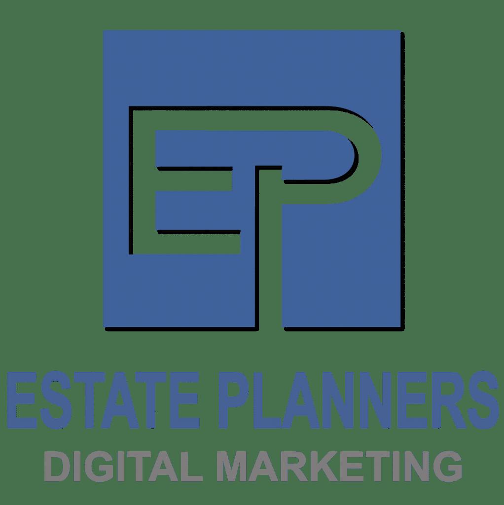 Square Logo, ESTATE PLANNERS Digital Marketing, Social Media Marketing, Websites, Web Design for Estate Planners, Marketing for Probate Attorneys, www.estateplannersmarketing.com